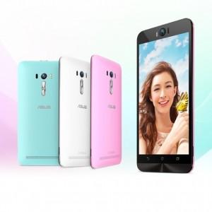 綺麗に自撮り!自分撮り強化スマホ「ZenFone Selfie」の値段とスペックレビュー