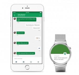 Android WearがiPhoneで利用可能。もう何でもありになってきたぞ!