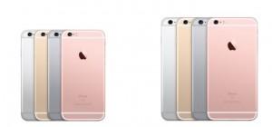 iPhone6s/6sPlus、iPhoneSEが値引き!一部モデルは新たな保存容量のモデルも追加!