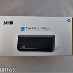 災害に備えてANKERの大容量13,000mAhモバイルバッテリー買ってきた!