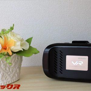 安いVRメガネレビュー第二弾!スマホ取り付けで傷がつかない貼り付け仕様の製品。