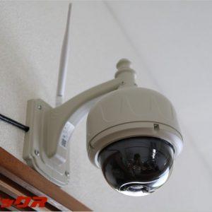 KKmoonのネットワーク監視カメラを使ってみたのでレビュー