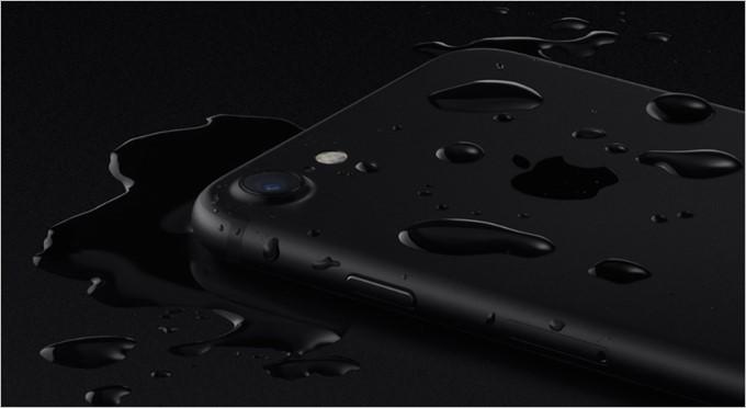 iPhone7/7Plusは防水防塵のIP67に対応!