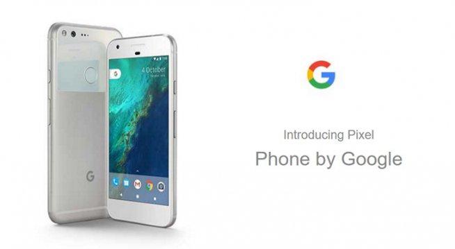 Googleの新スマホGoogle Pixel/XL