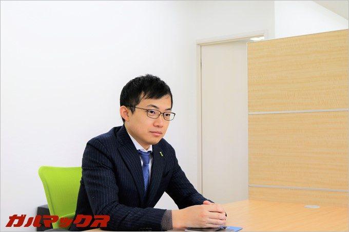 もしもシークスを手掛けるエックスモバイル株式会社の代表取締役社長である木野将徳氏。様々な質問にも快く応じて頂きとてもユーザーフレンドリーな方でした。