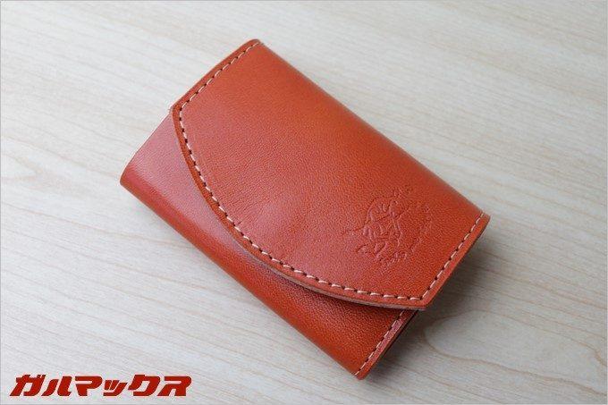 2016年に手に入れて気に入った財布はクアトロガッツのポキート!