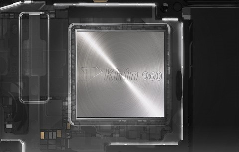 「HUAWEI Mate 9」は新開発されたkirin960を搭載しています