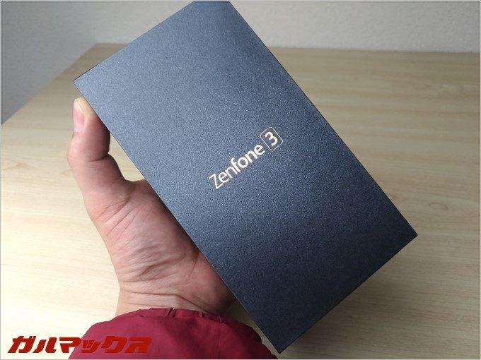 ZenTour年末年始大感謝祭!で頂いたZenFone3をZenFone3で撮影。