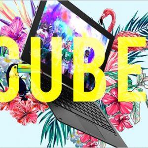 【残り僅か】キーボード付き!Cube iwork1x WIN10タブレットPCが激安