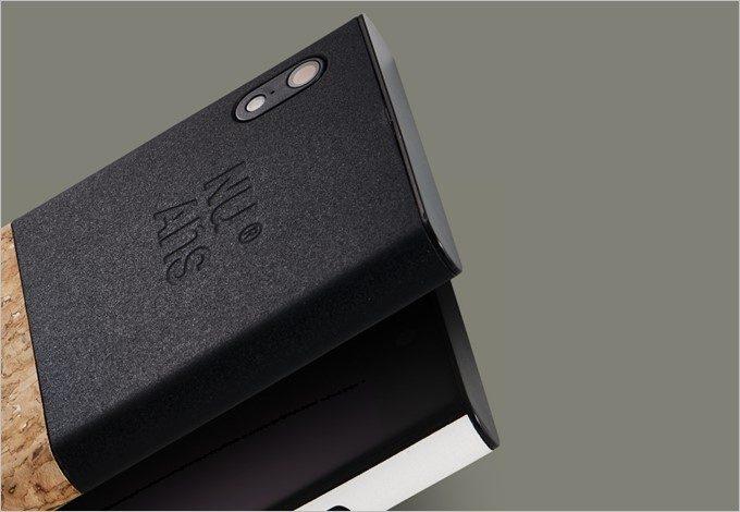 NuANS NEO Reloadedはソニーセンサーのカメラを備える