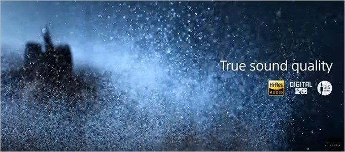 Xperia XZ Premiumはハイレゾにも対応