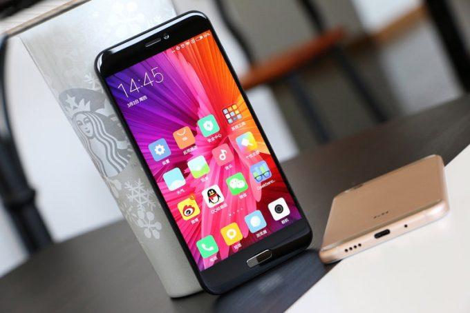 Xiaomi Mi5cのレビュー