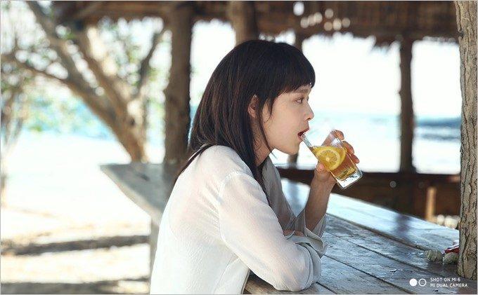 Xiaomi Mi6のポートレート撮影4