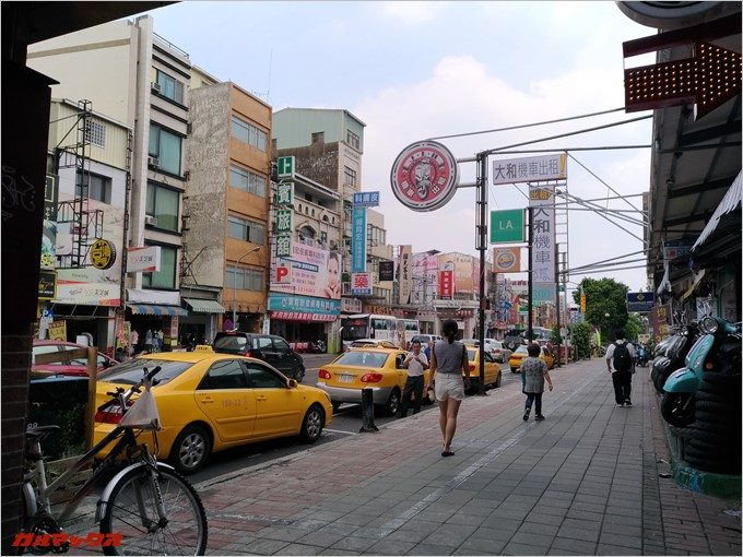 台南は既に夏。