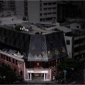 """台湾・台中駅から徒歩5分。超お洒落スポット""""宮原眼科""""でアイスパフェを食す"""