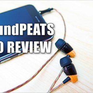 SoundPEATS「B20」イヤホン実機レビューと音質評価