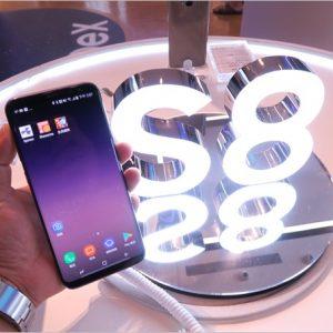 Galaxy S8+(Snapdragon 835)の実機AnTuTuベンチマークスコア