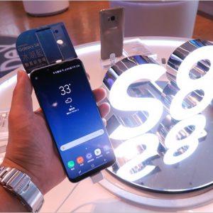 Galaxy S8(Snapdragon 835)の実機AnTuTuベンチマークスコア