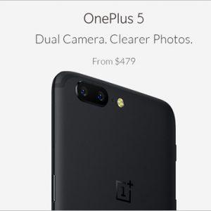 OnePlus 5の性能や仕様、特徴とライバル機種、販売店まとめ