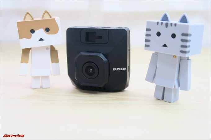 GoSafe D11の実機レビュー。