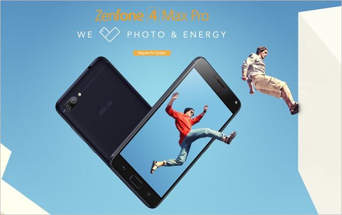Zenfone 4 Max Pro