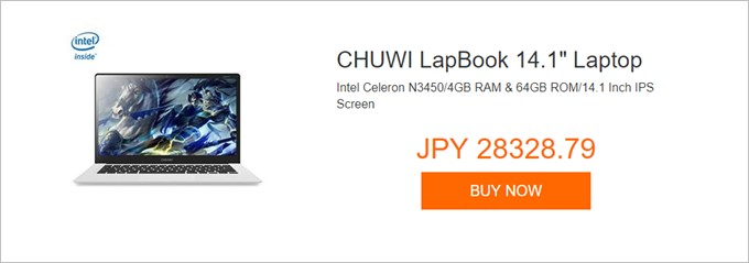 "CHUWI LapBook 14.1"" Laptop"