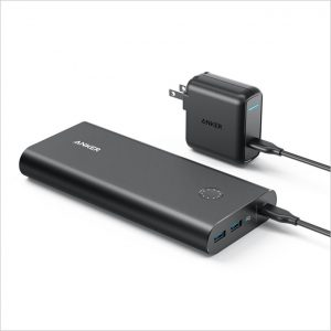PD対応のモバイルバッテリー「Anker PowerCore+ 26800 PD」が発売開始!
