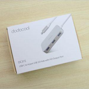 2画面構成も楽々!HDMI搭載USB Type-C用のUSB-A変換ハブ「DC31S」レビュー!