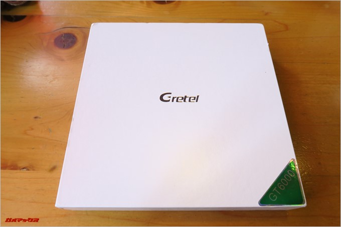 Gretel「GT6000」の外箱