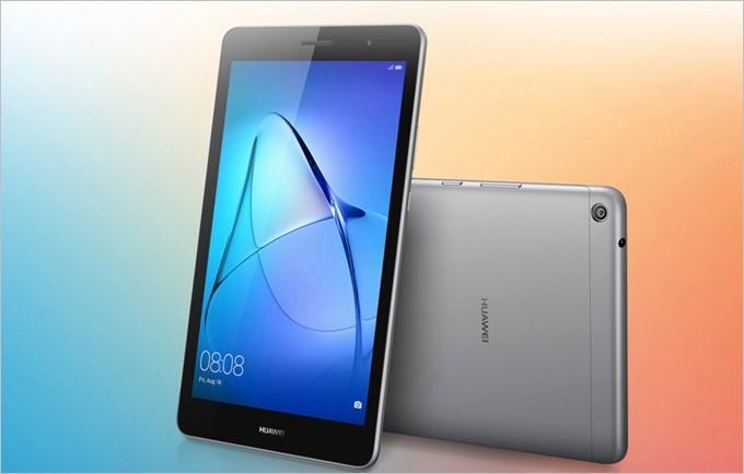 MediaPad T3のLTE/3GモデルとWi-Fiモデルの違い