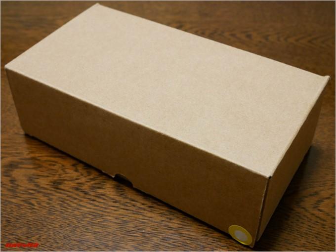SOFERの外箱はシンプル