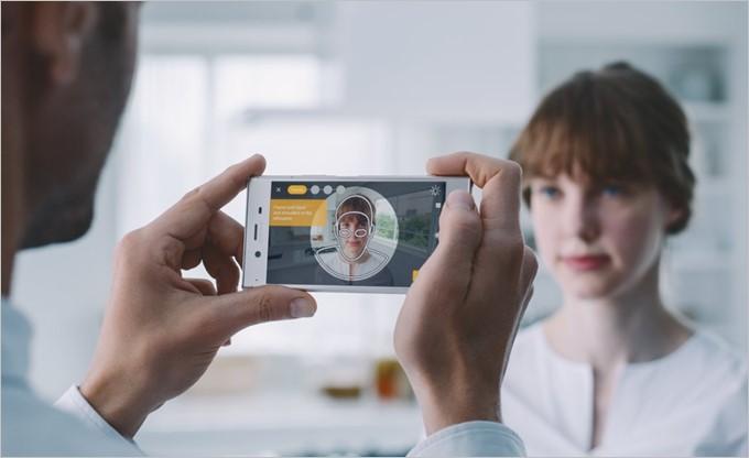Xperia XZ1は3Dスキャナーが利用できるようになりました
