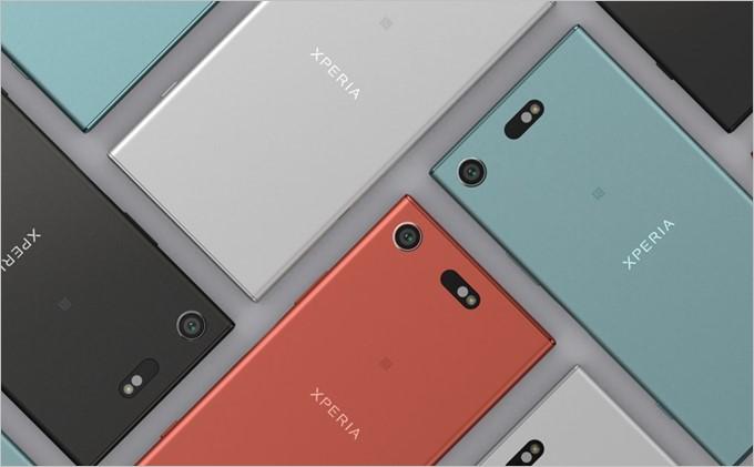 Xperia XZ1 Compact(Snapdragon 835)
