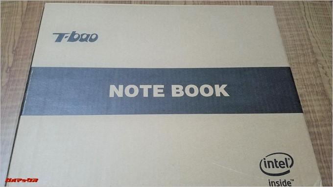 T-Bao Tbook4 14.1の梱包は非常に丁寧で海外からの配送でも衝撃から守ってくれます