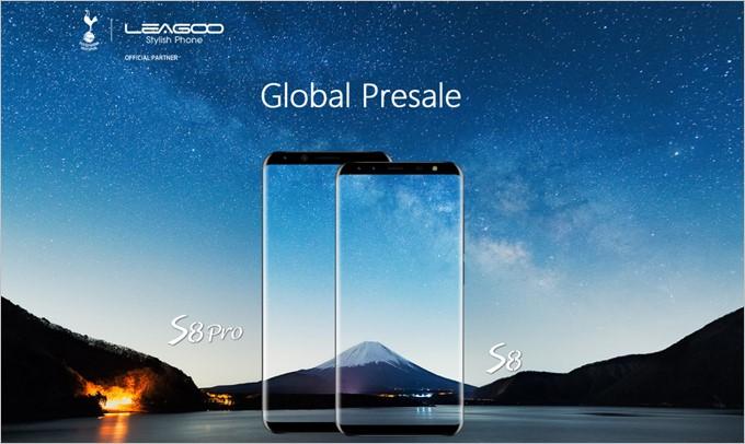 LEAGOO S8/Pro
