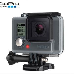 アクションカメラ「GoPro」のHEROが約7千円になるクーポンプレゼント!
