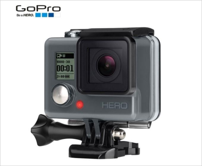 GoPro HERO(CHDHA-301)