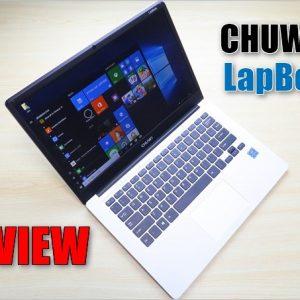 CHUWI LapBookのレビュー!2.5万円の14.1型N3450搭載ノートパソコン!