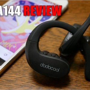 dodocool DA144のレビュー!完全ワイヤレスの防水Bluetoothイヤホン