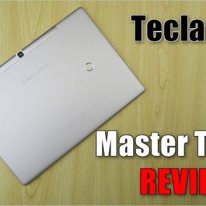 Teclast Master T10の実機レビュー!指紋認証と高画素インカメラ搭載の10型タブレット