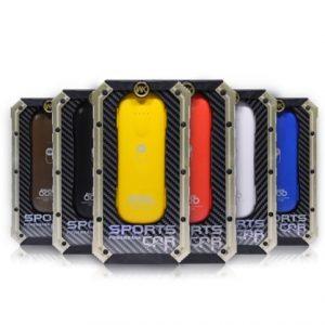 WKのスポーツカーモバイルバッテリー、5名様にプレゼント[PR]