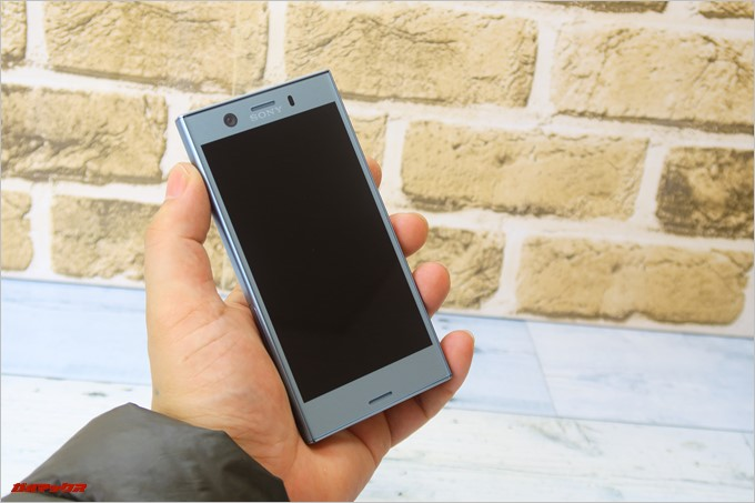 Xperia XZ1 Compact(G8441)は片手で扱えるサイズ感が最高に良いとろこ