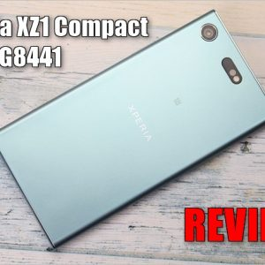 Xperia XZ1 Compact(G8441)の詳しすぎる実機レビュー
