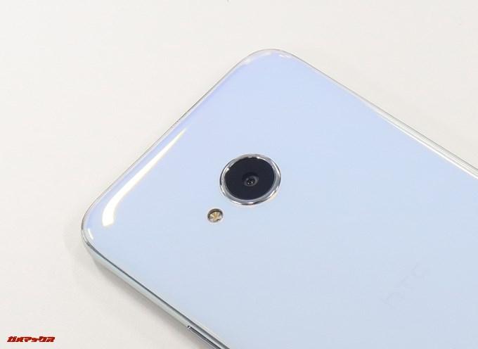 Android One X2はアウトカメラ・インカメラともに1600万画素カメラを備える
