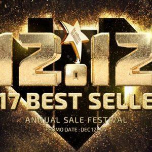 GEARBESTで12月12日より双12セール開始!人気端末勢揃い!