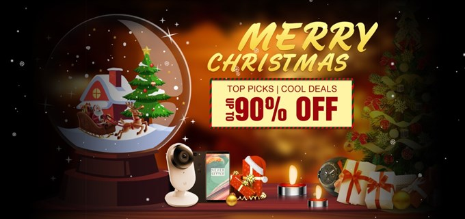 Geekbuyingのクリスマスセール