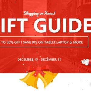 CHUWIがXmasセール中!最新のLapBook AIRや Surbook Miniなどが安い!