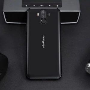 Ulefone Power 3(Helio P23/MT6763V)の実機AnTuTuベンチマークスコア