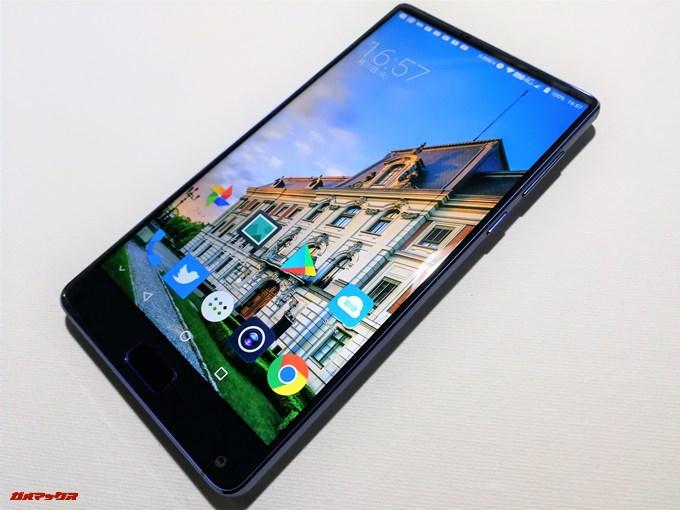 Elephone S8の外観