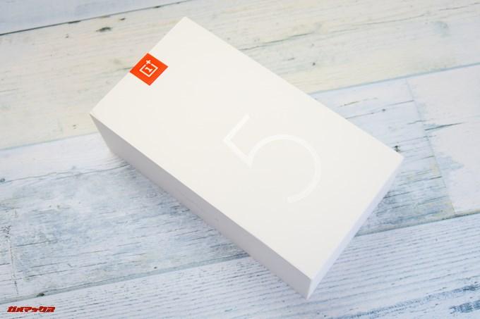 OnePlus 5Tの外観をチェック